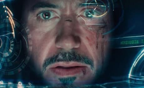 Robert Downey, Jr. To Retire from Iron Man?