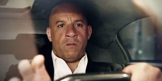 Vin Diesel Furious 7 Photo