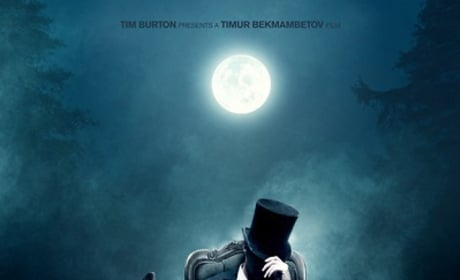 Abraham Lincoln: Vampire Hunter Poster Two