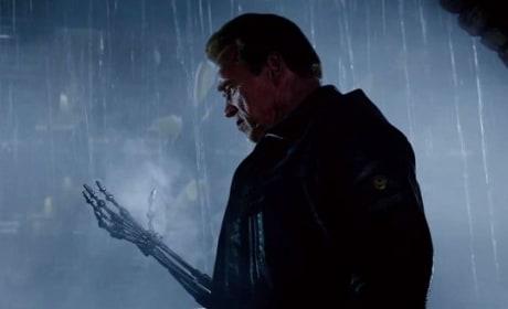 Arnold Schwarzenegger Terminator Genisys