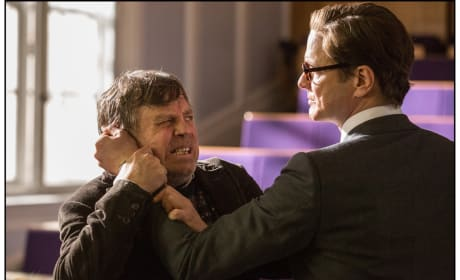 Kingsman The Secret Service Photo: Mark Hamill Cameo!