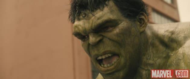 Avengers Age of Ultron Hulk Photo