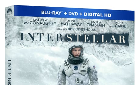 Interstellar DVD Release Date: Revealed!