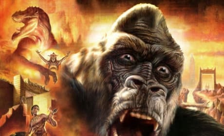 King Kong Prequel Coming to Big Screen