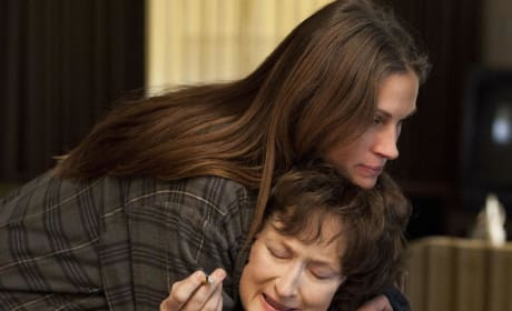 August Osage County Julia Roberts Meryl Street