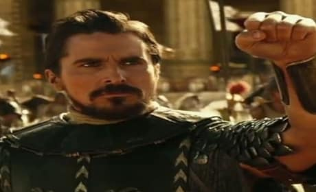 Exodus Gods and Kings Trailer: Ridley Scott's Moses Epic!