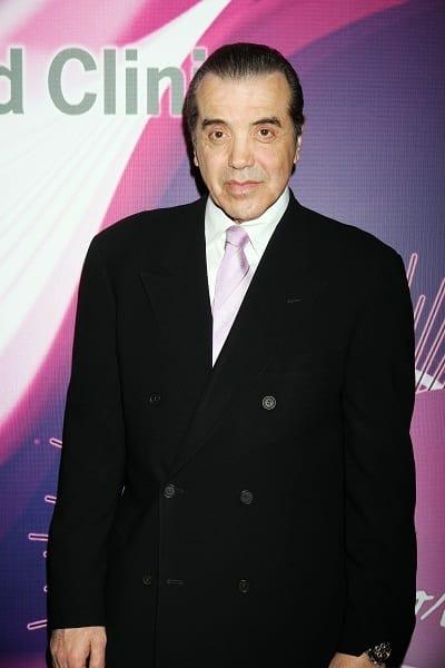 Chazz Palminteri on the Red Carpet