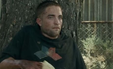 The Rover Poster: Robert Pattinson Faces Guy Pearce