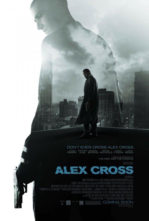 Alex Cross Poster 2