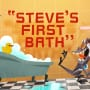 Steve's First Bath Logo