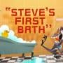 Steve's First Bath Logo