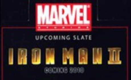 Marvel Reveals Superhero Movie Logos