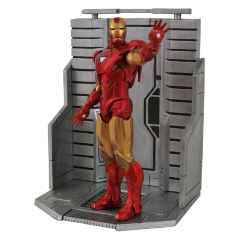 Iron Man Action Figure