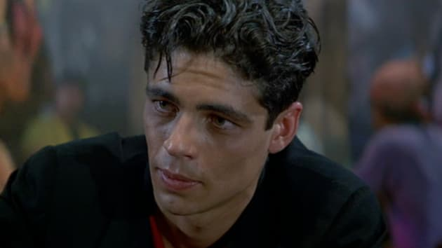 License to Kill Benicio Del Toro