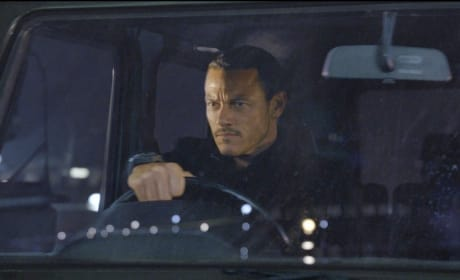 Luke Evans Fast and Furious 6
