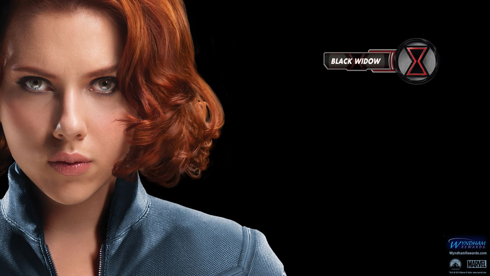 The Avengers Wallpaper Black Widow Movie Fanatic