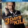 3 Days to Kill DVD Review: Kevin Costner Gets Back Into Action