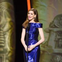 Anne Hathaway's Oscar Dresses #6