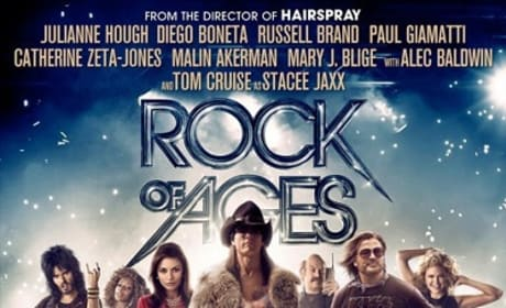 Rock of Ages Poster: The Band's All Together