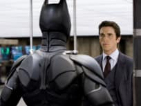 Eyeing the Bat Suit