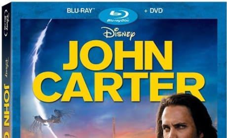John Carter Blu-Ray
