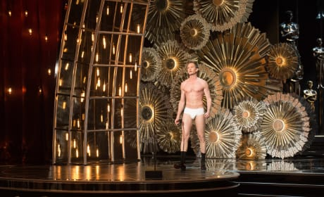 Neil Patrick Harris Oscars Tighty Whities