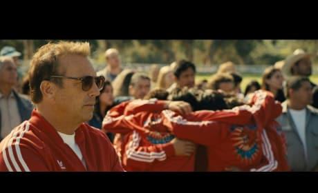 Kevin Costner Stars In McFarland USA