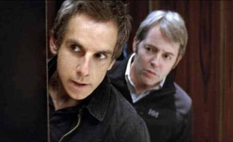 Ben Stiller and Matthew Broderick in Tower Heist