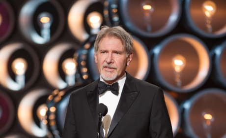 Harrison Ford Oscars
