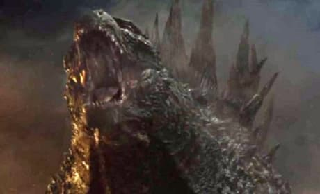 Godzilla TV Trailer: He Cannot Be Stopped