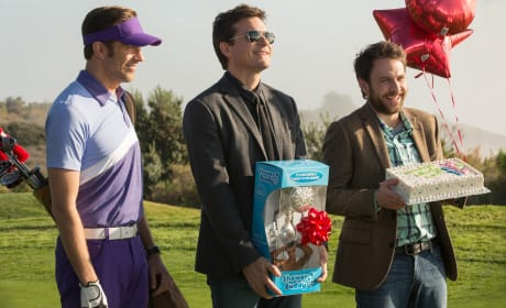 Horrible Bosses 2 Cast Poster: New Crime, Same Tools!