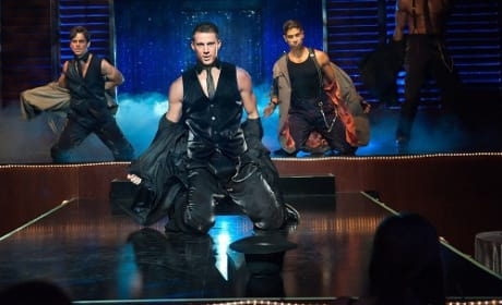 Magic Mike Stars Channing Tatum