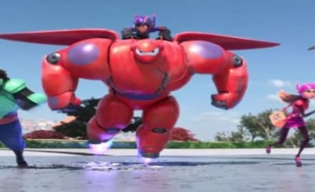 Big Hero 6 Sizzle Reel Revealed at NYCC: Watch it Now!