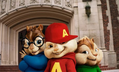 Alvin, Simon and Theodore Are Back!