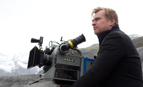 "Interstellar: Christopher Nolan on Getting to Do ""Outlandish Things"""