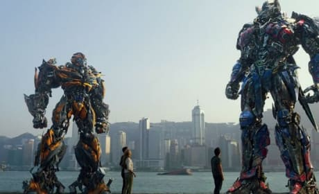 Transformers: Age of Extinction Debuts 3 Trailers!