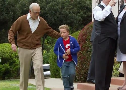Bad Grandpa Johnny Knoxville