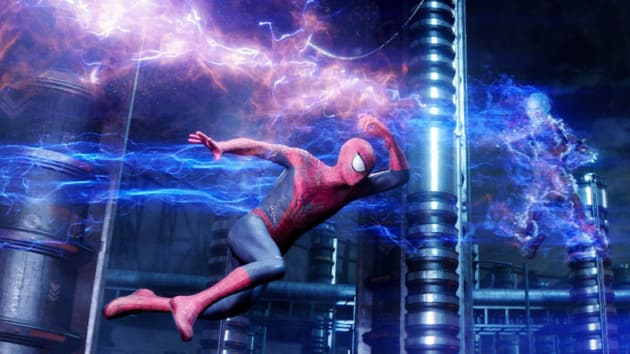 The Amazing Spider-Man 2 Spider-Man