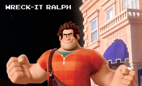 Wreck-It Ralph Character Images Give us a Tour of the Video Game World