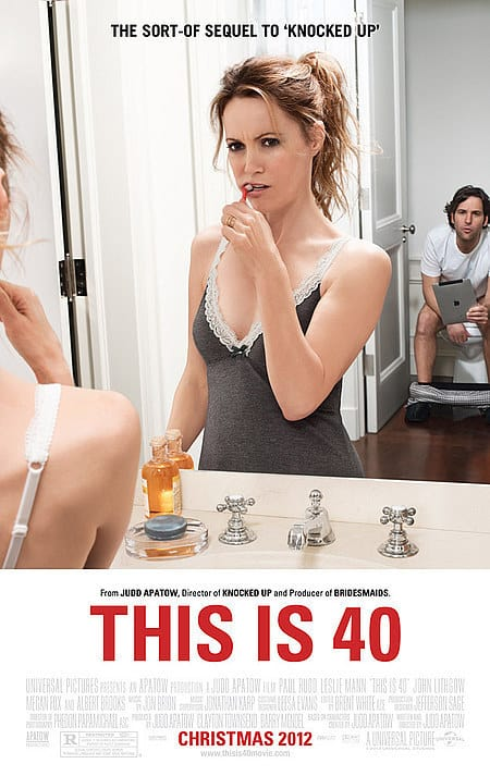 This is 40 Official Poster