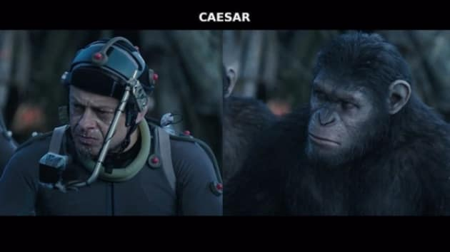Dawn of the Planet of the Apes Featurette: Behind Motion ...