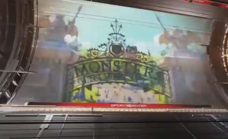 Monsters University Promo Parodies NCAA March Madness