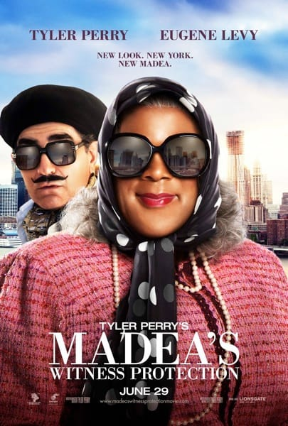 Madea's Witness Protection Poster 2