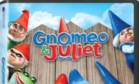 Gnomeo and Juliet DVD Cover