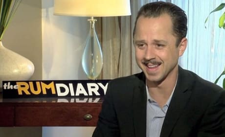 Giovanni Ribisi in The Rum Diary