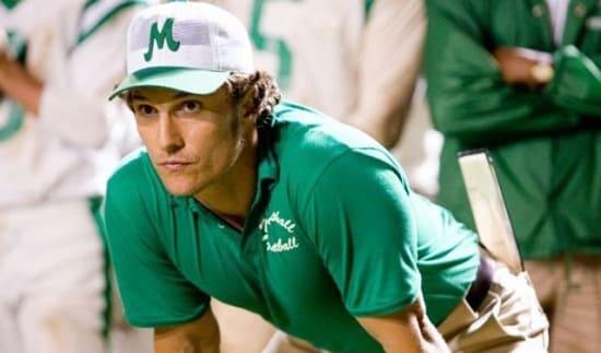 Matthew McConaughey in We Are Marshall