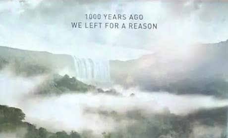 After Earth Poster Crash-Lands Online