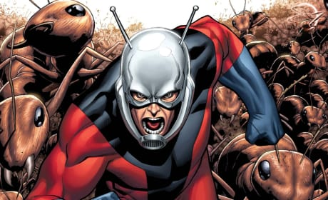 Ant-Man Test Reel Has Been Shot, According to Edgar Wright