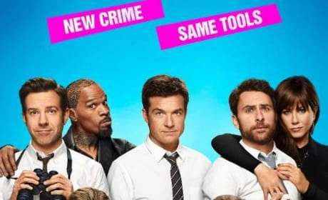 Horrible Bosses 2 Cast Poster