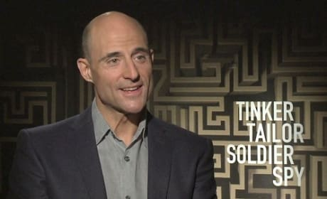 Mark Strong Stars in Tinker, Tailor, Soldier, Spy
